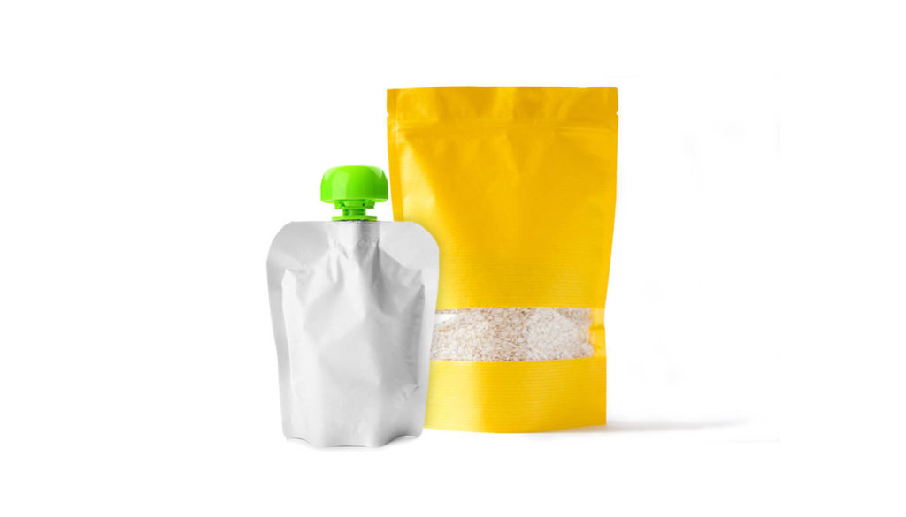 Food and drink pouches