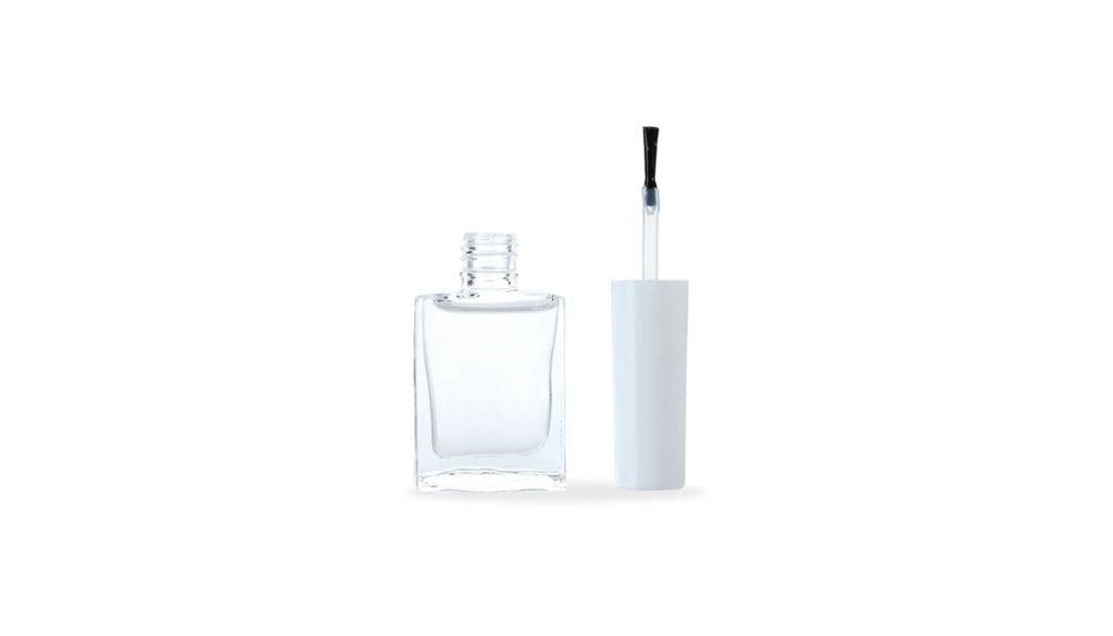 A bottle of nail varnish