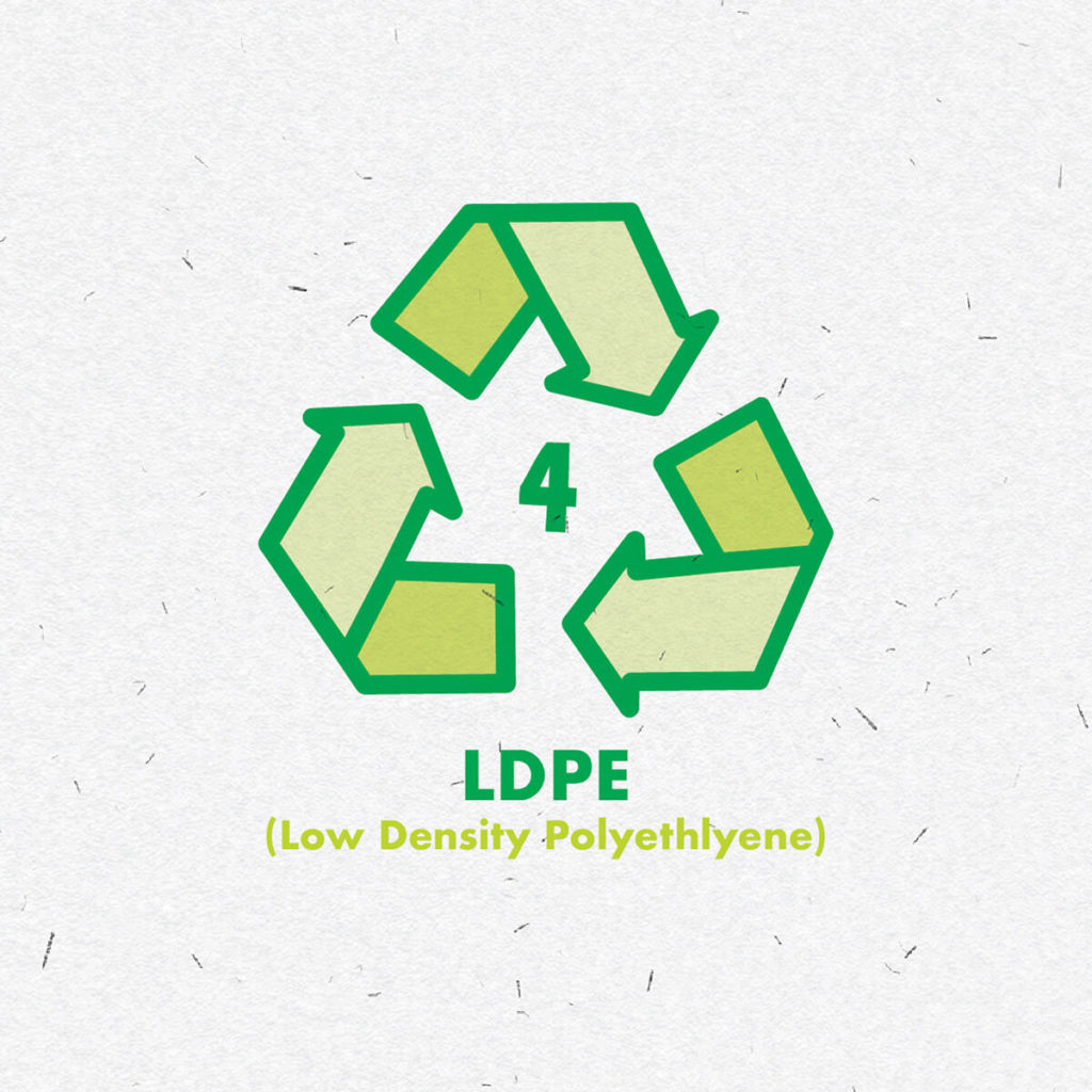 Plastic LDPE icon