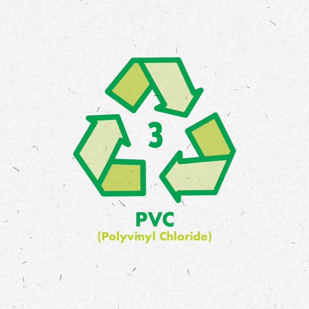 Plastic PVC icon